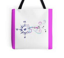 Windy Compass Tote Bag