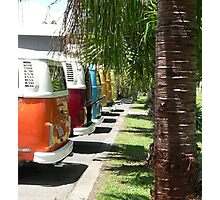 Kombi Bottoms Photographic Print