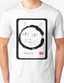 zen kitty-2 T-Shirt