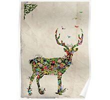 My Dear Deer Poster