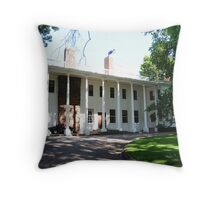 Cruden Farm Langwarrin  Throw Pillow