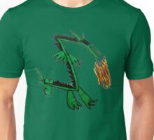 Stinker the Japanese Dragon Unisex T-Shirt