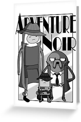 Adventure Noir by Sarah Mokrzycki