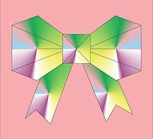 Bow-Rain-Bow Origami by Clau19