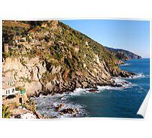 Five lands capes, Cinque Terre Poster