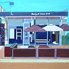 Bendigo Street Milk Bar by Joan Wild