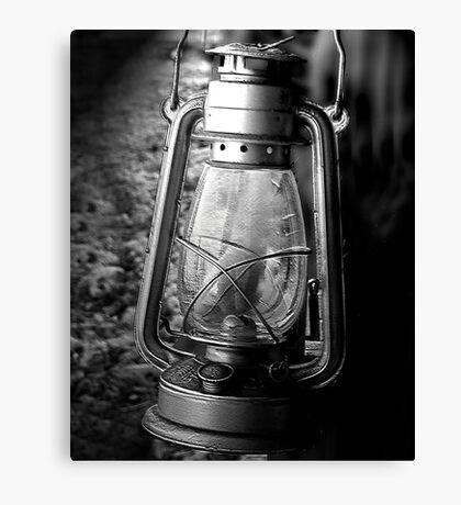 The lantern Canvas Print