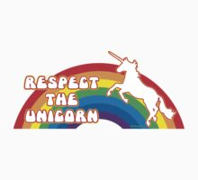 Respect the Unicorn by MisterVarnish
