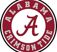 Alabama Crimson Tide by holiganism