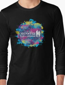 Lonely Monster Long Sleeve T-Shirt