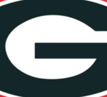 Georgia Bulldogs Sticker