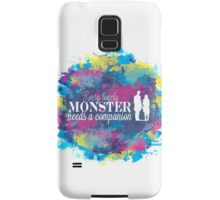 Lonely Monster Samsung Galaxy Case/Skin