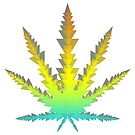 cannabis triangles by asyrum