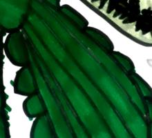 Cartoon Dragon Sticker