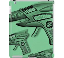 Retro atomic blast... er? iPad Case/Skin