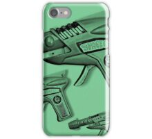 Retro atomic blast... er? iPhone Case/Skin