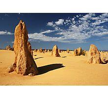 The Pinnacles Desert Photographic Print