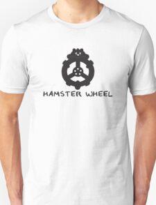 Hamster wheel Unisex T-Shirt