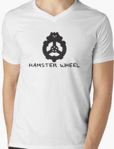 Hamster wheel Mens V-Neck T-Shirt