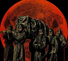 Cult of the Great Pumpkin: Pallbearers by Chad Savage