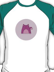 Rawr: Purple Cat T-Shirt