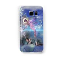 A novel can be a portal into parallel realities Samsung Galaxy Case/Skin