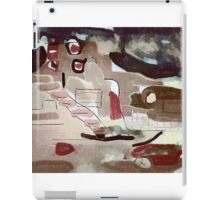 Cyclone over Yeppoon QLD iPad Case/Skin