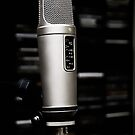 Studio Mic by Ryan Carter
