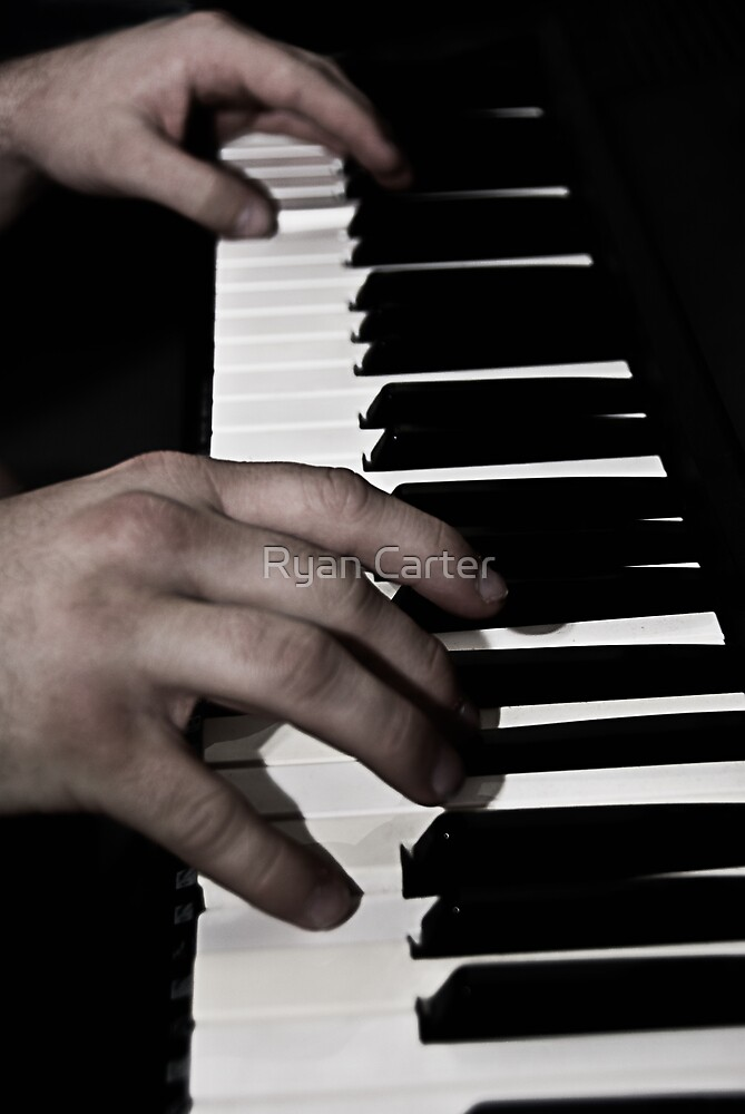 Pianist by Ryan Carter