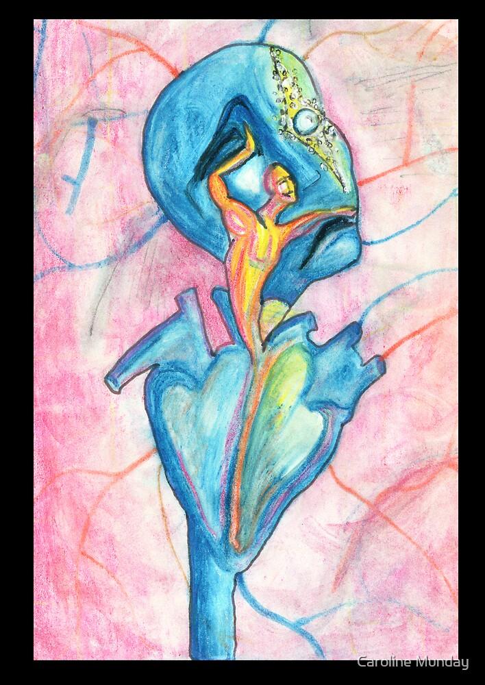 Lust Not Love by Caroline Munday
