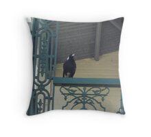 Wrought & Bird Throw Pillow