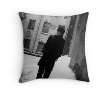 Snowed - St. Petersburg, Russia Throw Pillow