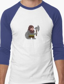 I am the (gentlem'n) Dwarf Men's Baseball ¾ T-Shirt