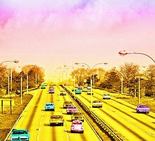 All american freeway by kitschstock