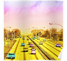 All american freeway Poster