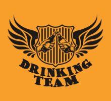 Drinking Team by nektarinchen