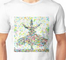 THE WHIRLING SUFI Unisex T-Shirt