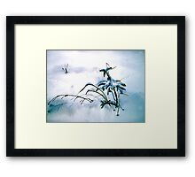 Winter...After The Storm Framed Print