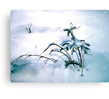 Winter...After The Storm Metal Print