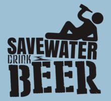 Save water drink beer by nektarinchen