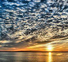 Sunset Eire by samwisewoahzay
