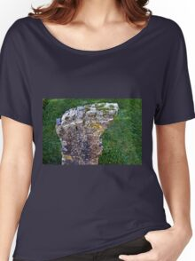 Odd Shaped Gravestone...... Women's Relaxed Fit T-Shirt