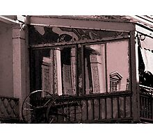 Architectural Reflections From Another Era Photographic Print