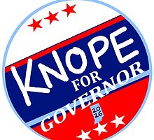 KNOPE FOR GOVERNOR 2026 by sansastoneheart