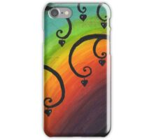 Fire-sky iPhone Case/Skin