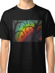 Fire-sky Classic T-Shirt