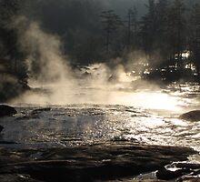 Long Falls GA by Yool