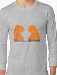 Sansa and Margaery Long Sleeve T-Shirt