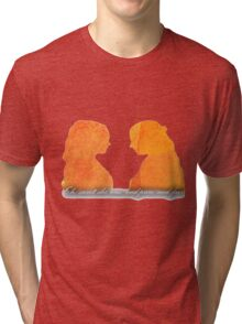 Sansa and Margaery Tri-blend T-Shirt