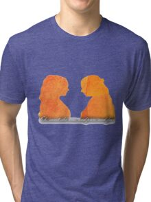 Sansa and Margaery Tri-blend T-Shirt